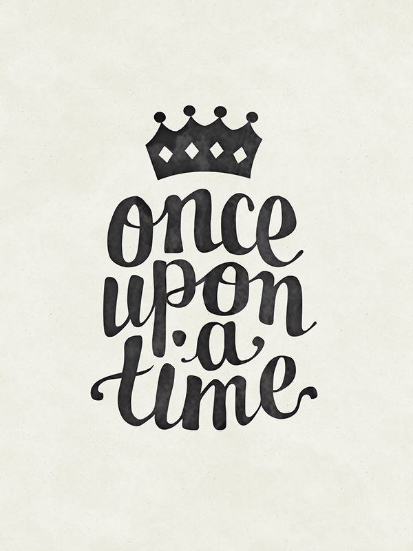 Once upon a time - Credit: Pinterest