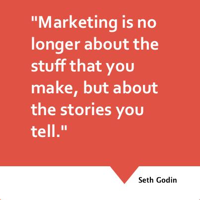 Social Media Quote - Seth Godin