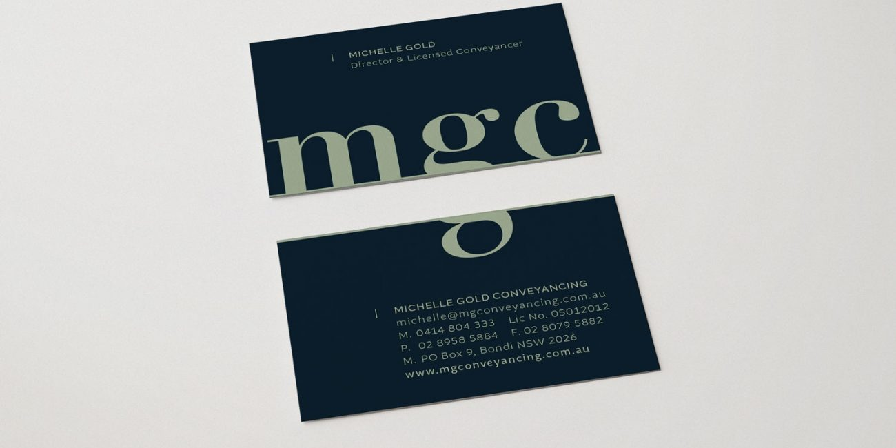 Michelle Gold Conveyancing Identity