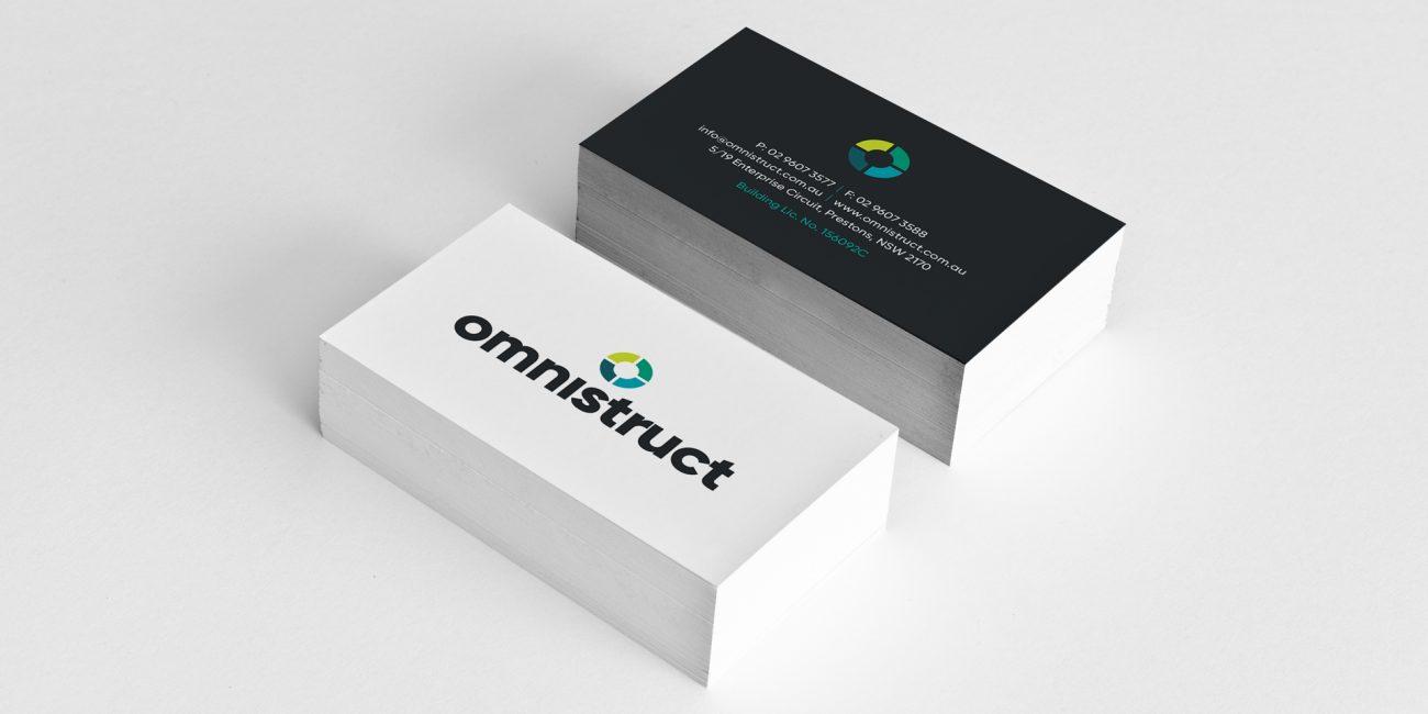 Omnistruct brand identity