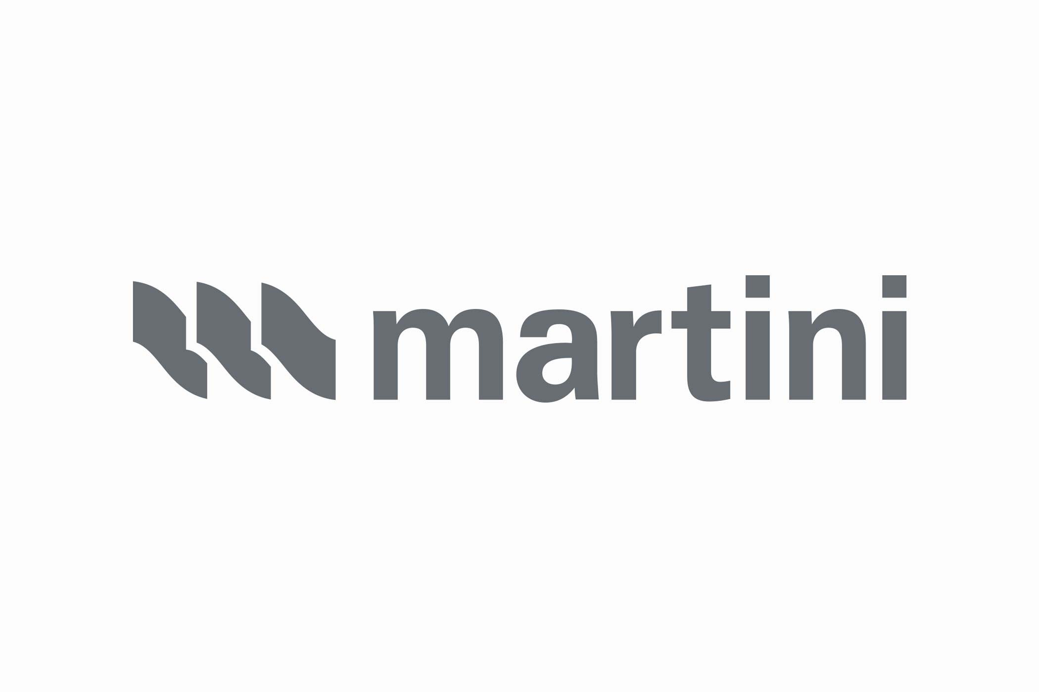 CSR Martini Old Logo, Rebrand by Your One and Only