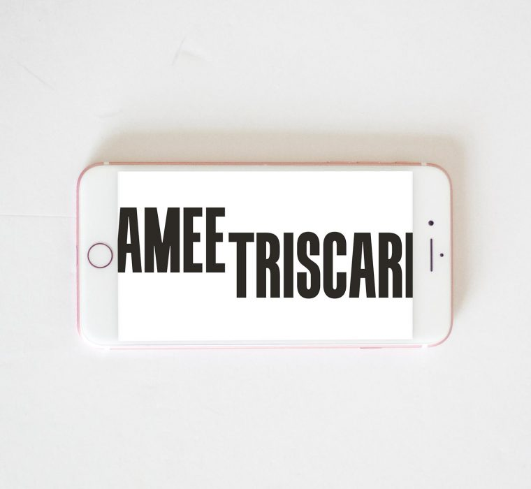 Amee Triscari Branding by Your One and Only